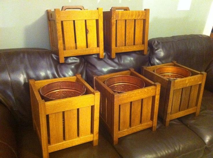 Craftsman waste basket