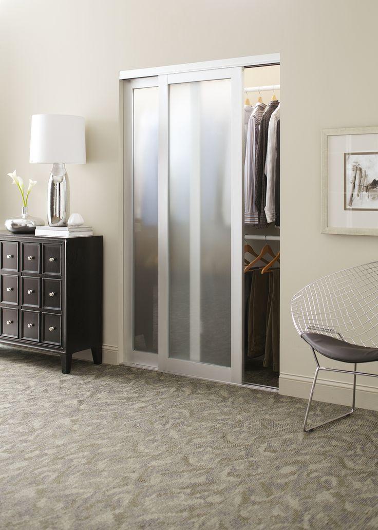 Best 25+ Glass Closet Doors Ideas On Pinterest | Glass Wardrobe, Bedroom Closet  Doors And Wardrobe Lighting