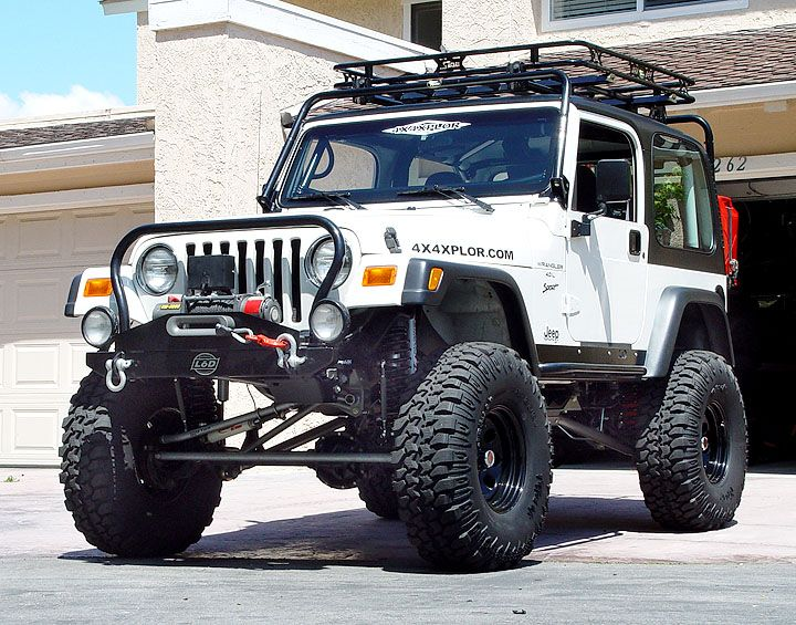 1000+ ideas about 2000 Jeep Wrangler on Pinterest | Jeeps ...