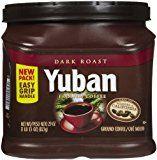 Yuban Coffee, Dark Roast, 29-Ounce