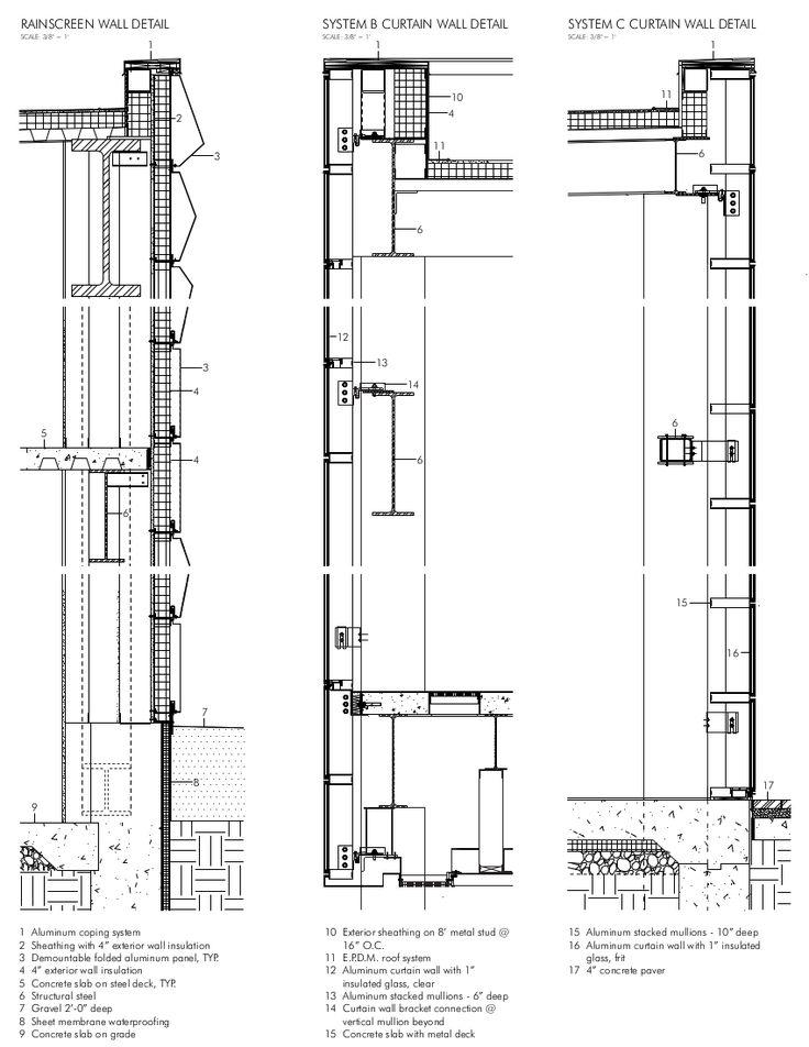 rutgers campus cornerstone by ten arquitectos