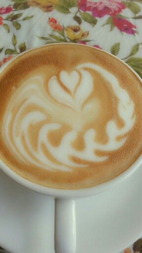 Hang my heart at the cross. Give me wings to fly#hot#latte#VD#coffee