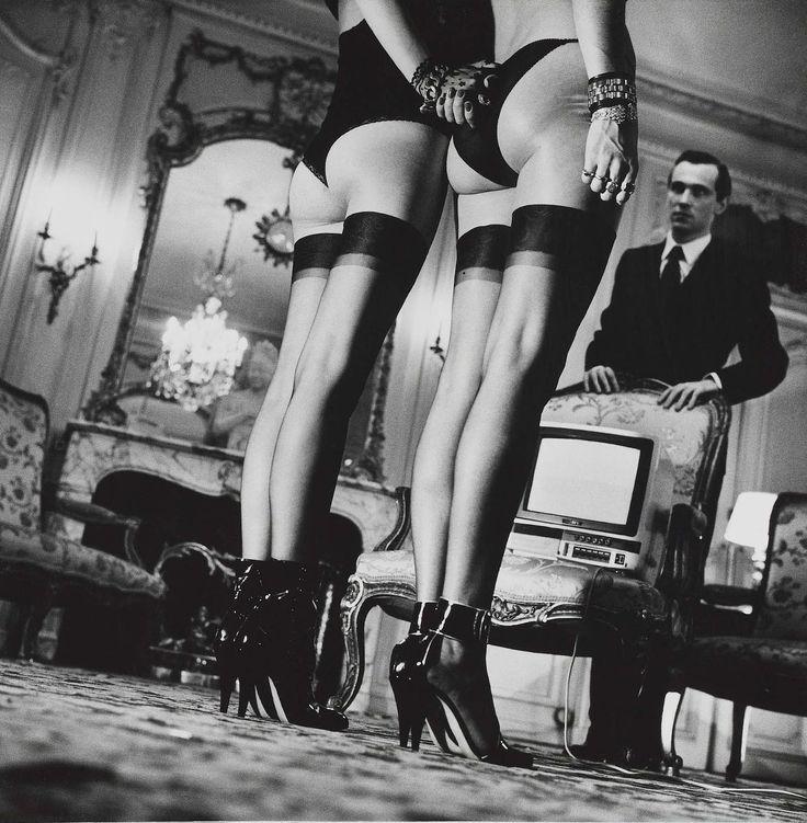 Helmut Newton | Helmut Newton y la erótica de la mujer - Cultura Colectiva - Cultura ...