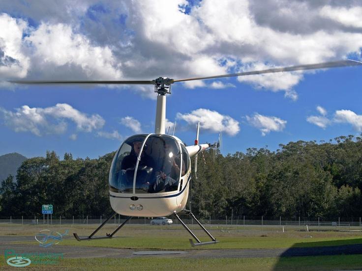Robinson R22  Coffs Harbour NSW www.precisionhelicopters.com.au