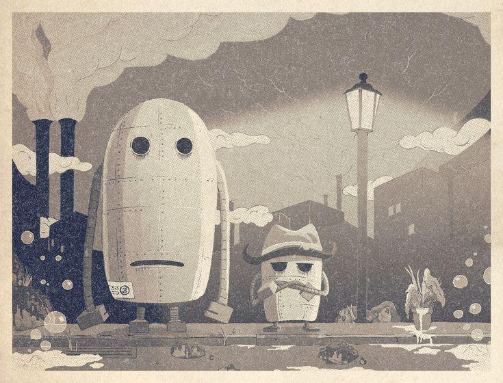 Robots - Illustration