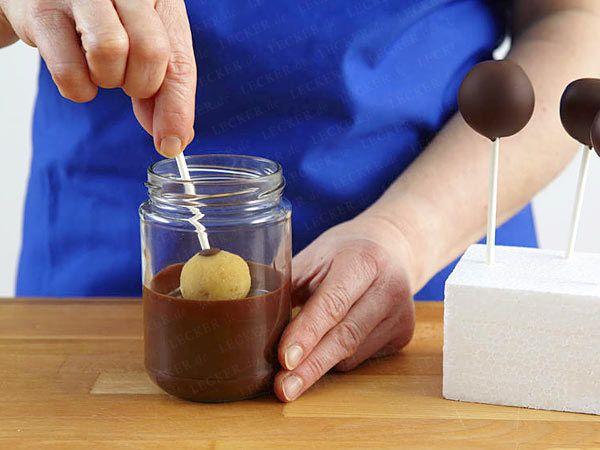 Cake-Pops selber machen - so geht's - cake-pops-5  Rezept