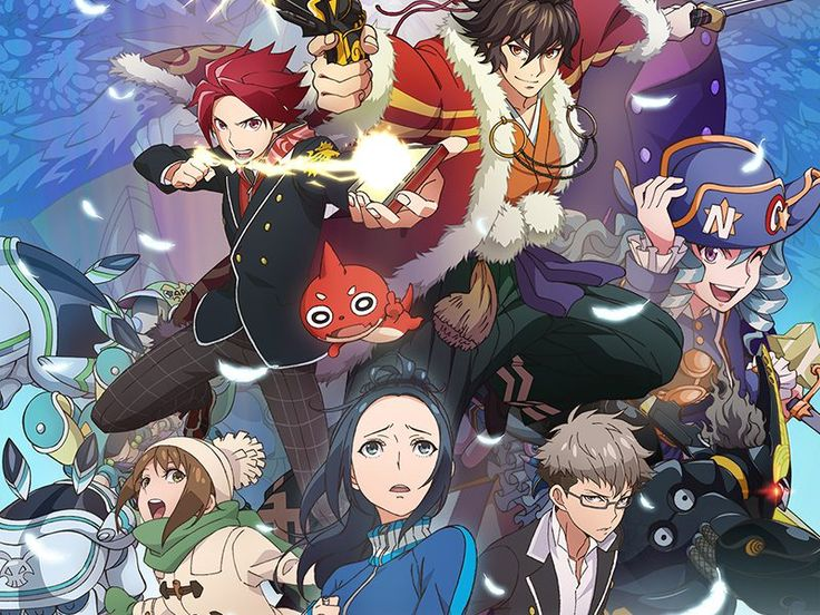 Crunchyroll añade el anime de Monster Strike a su catálogo