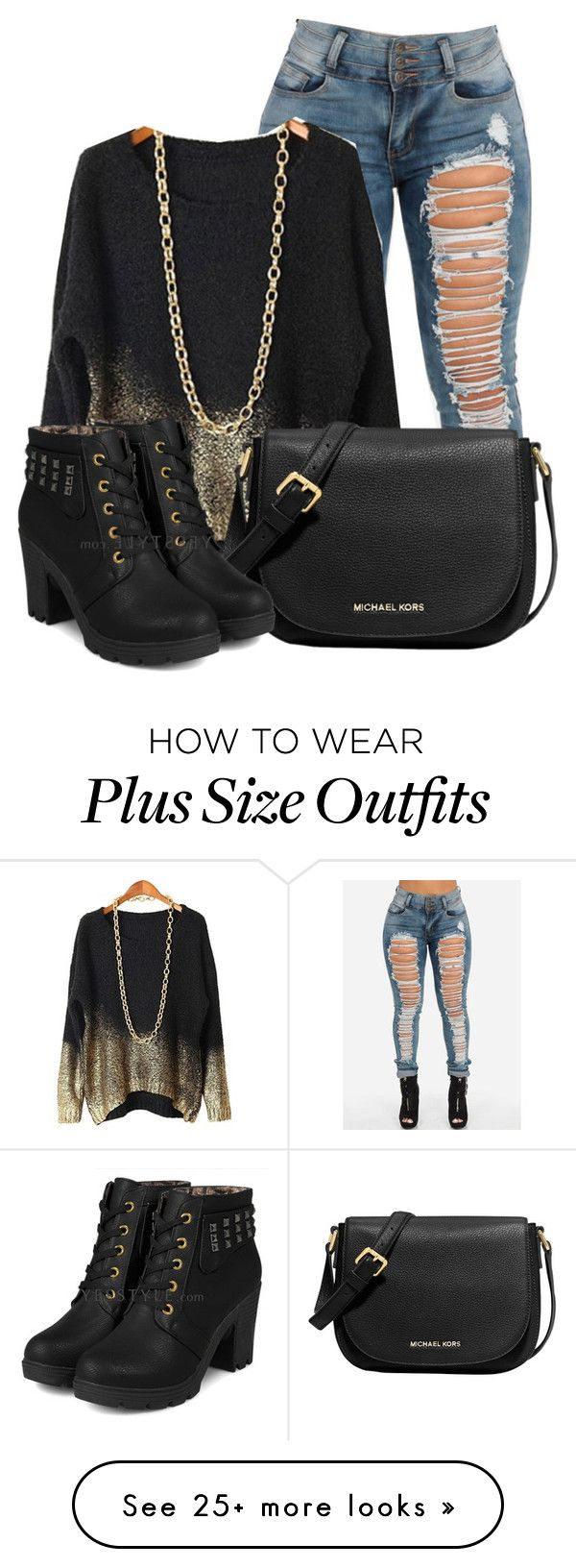 Tonight by brooklyn-taylor-ford on Polyvore featuring MICHAEL Michael Kors and yeswalker