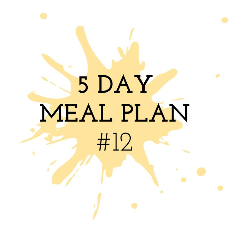5 Day Meal Plan #12 - Cooking in the Chaos Thermomix Recipes