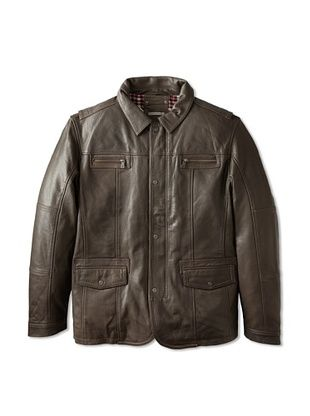 Martin Gordon Men's Car Coat