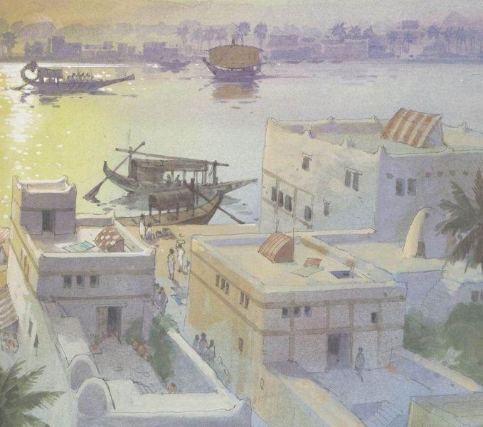 Verrijkingsstof het oude egypte thema het oude egypte pinterest egypte - Huizen van de wereldbank ...