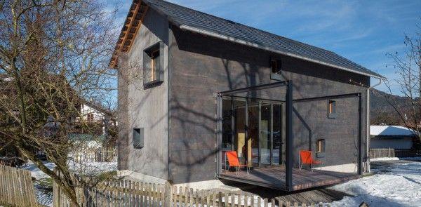 Wąski dom