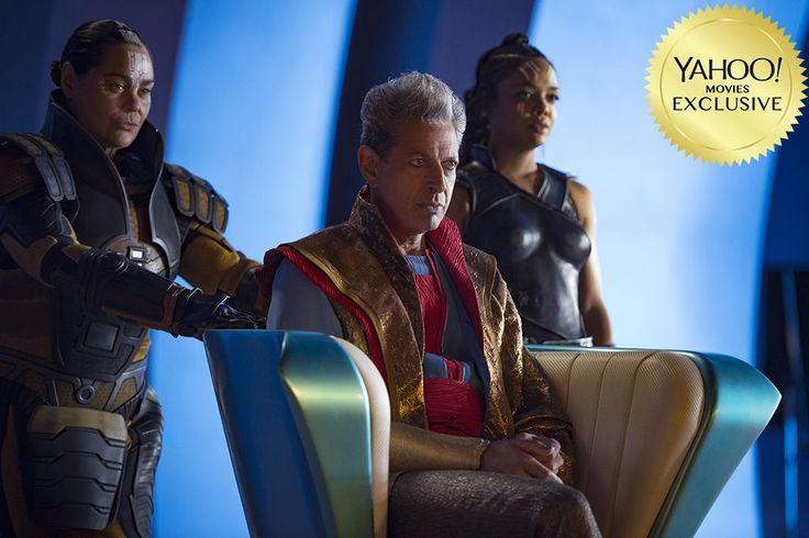 "Thor: Ragnarok – Jeff Goldblum Says The Grandmaster's Games Are A ""Playful Sort"""