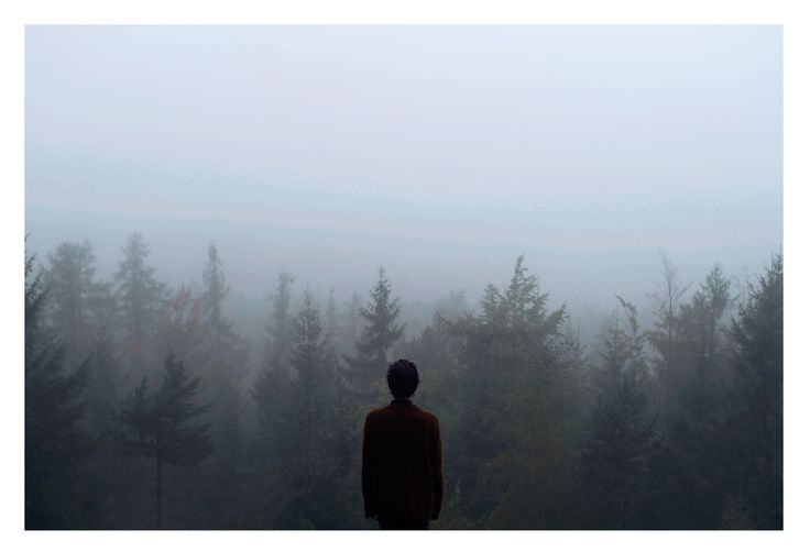 Weronika Izdebska's Portfolio - woods, you're mine