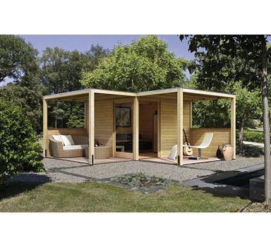 die besten 25 karibu gartenhaus ideen auf pinterest. Black Bedroom Furniture Sets. Home Design Ideas