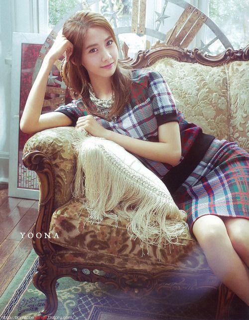 #Yoona #SNSD #GG #GirlsGeneration #Cute #Kpop #SoneNote ♥