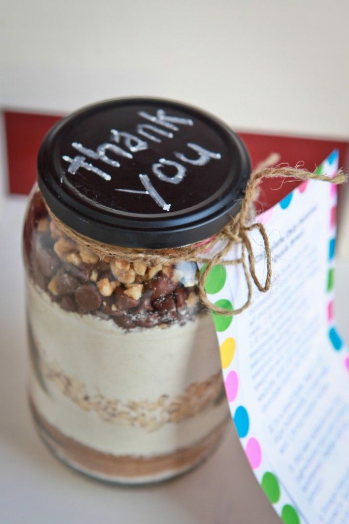 Hyatti: Hostess Gift Idea: Use A Recycled Glass Jar And Paint Lid W/