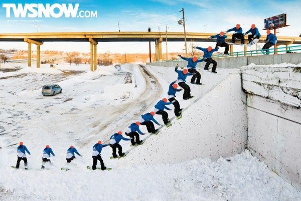 Transworld Snowboarding Magazine Wallpapers
