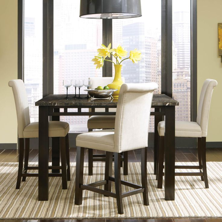 Spice Up Your Eat In Kitchen Grey Dining RoomsCounter ChairChair