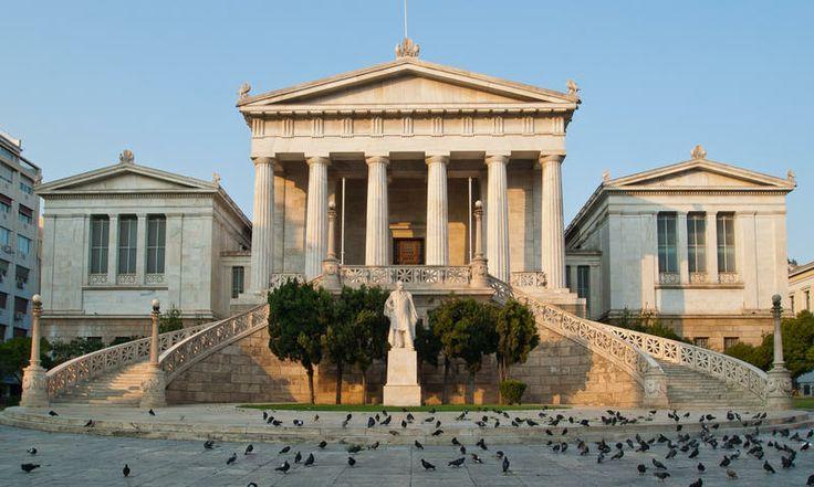 National Library. www.secretearth.com/destinations/18-athens
