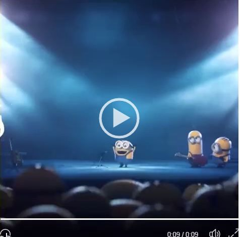 10 Wednesday Funny Minions Video