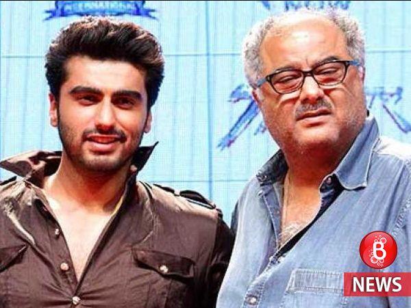 Arjun Kapoor: Not apologetic about being Boney Kapoor's son