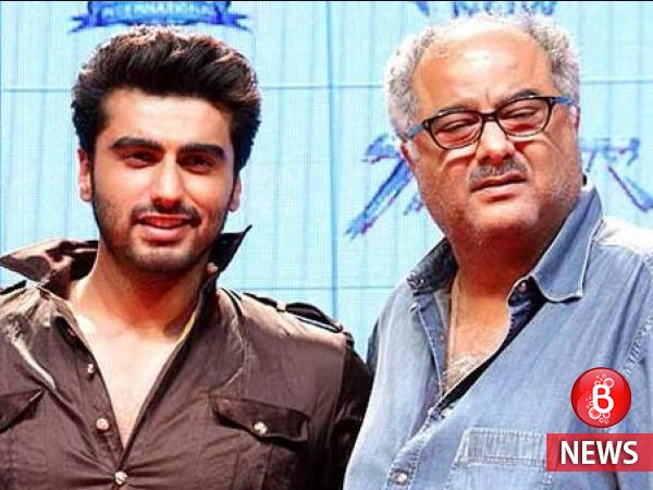 Arjun Kapoor: Not apologetic about being Boney Kapoor's son