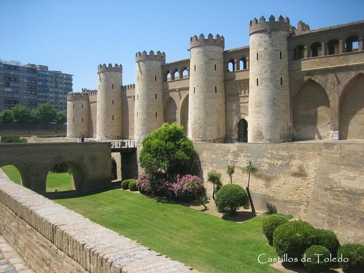 Castillo de la Aljaferia de Zaragoza
