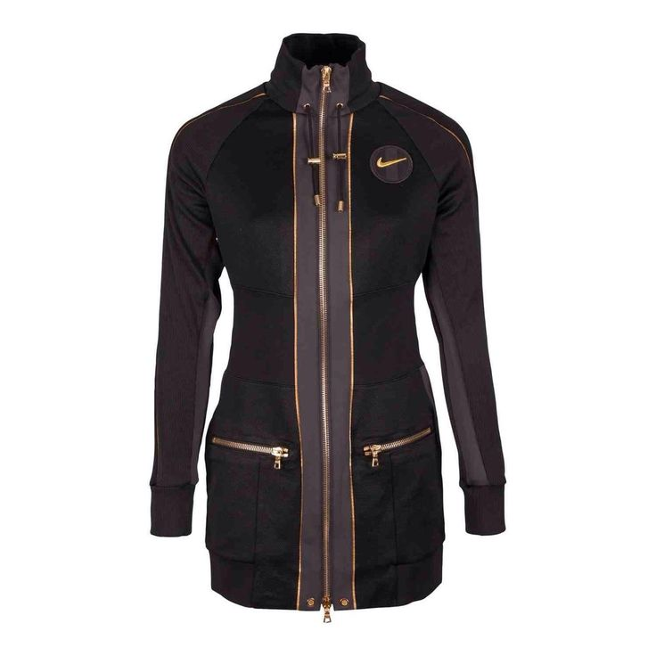 Balmain NikeLab Women  Activewear Jacket