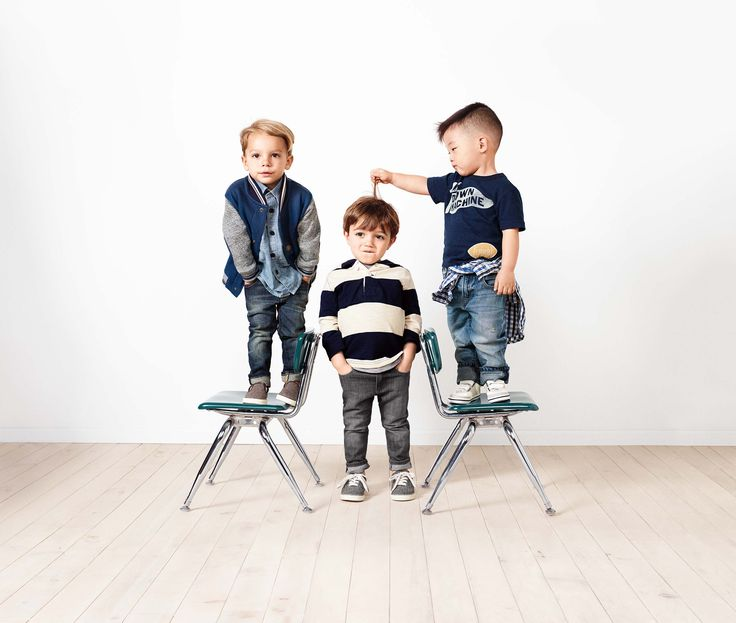 GapKids Looks To The Internet To Find Their Next Campaign Stars