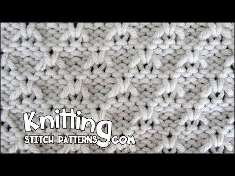 Watch video to learn how to knit the Flight Of The Bumblebee stitch. ++ Techniques used in this pattern: Knit | Purl | Knit long stitch (Bring yarn to back, ...