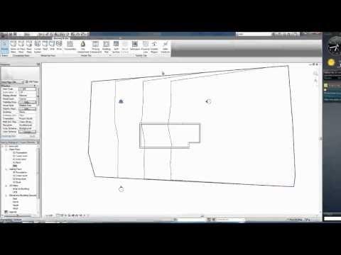 ▶ Autodesk Revit Tutorials: 03 Adding Topographic Surface - YouTube