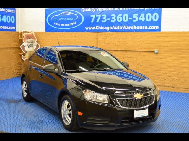2011 Chevy Cruze LS - Only 60k Miles  Automatic, all power equipment, cd , Bluetooth, tinted windows, ice cold AC, remote keyless entry, just serviced , carfax available, clean title and fees detail !  ChicagoAutoWarehouse.com 3325 W Montrose Ave  Chicago IL 60618 (773) 360-5400  #ChicagoAutoWarehouse #QualityCars #ChicagoCars #FiveStarReviewDealer