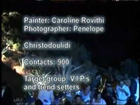 BLUE Exhibition ( 2003)   by Caroline Rovithi