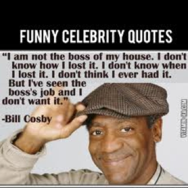Bill Cosby Who Gave Them Chocolate Cake