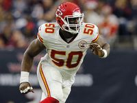 Justin Houston activated to 53-man roster #justin #houston #activated #roster