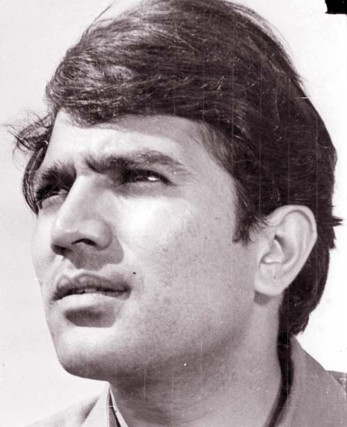 """Rajesh Khanna (December 29, 1942--July 18, 2012) was a Bollywood actor, film producer and politician. He was referred to as the """"first superstar"""" and the """"original superstar"""" of Indian cinema. #RajeshKhanna"""