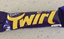 Cadburys Twirl Chocolate Bar Review http://reviewclue.com.au/cadburys-twirl-chocolate-bar/