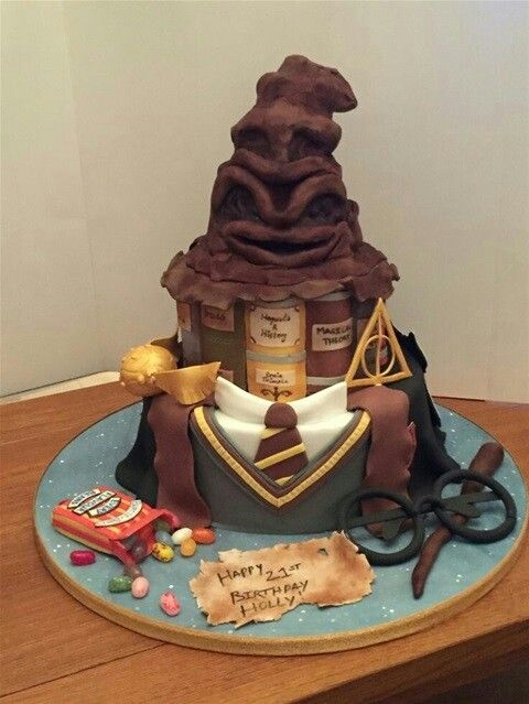 How to have a Harry Potter birthday party!