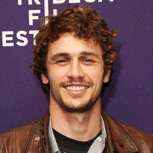 """Here is a reference to what Colin's hair and slightly crooked smile looks like (Thank you, James Franco!! lol lol) I""""ve been looking for a proper example for forever!"""