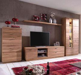 Wohnzimmer Ideen: Wohnwand Domiforma Vani