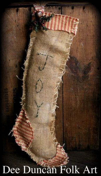 Image detail for -... PatternMart: Americana Colonial Old Colony Christmas Stocking DDFA
