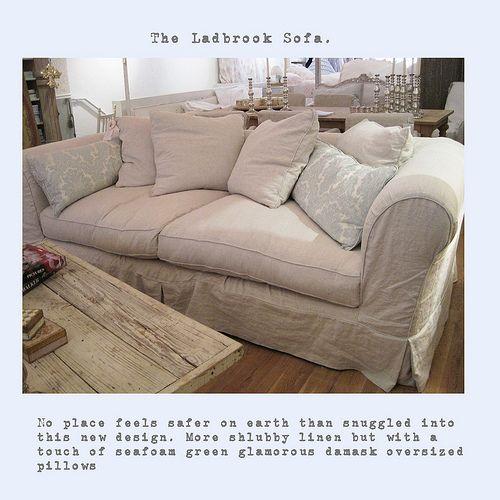 Best 25 shabby chic sofa ideas on pinterest shabby chic for Shabby chic sofa