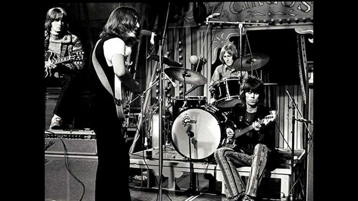 The Dirty Mac were a one-time English supergroup consisting of John Lennon, Eric Clapton, Keith Richards and Mitch Mitchell that Lennon put together for the Rolling Stones' TV special titled The Rolling Stones Rock and Roll Circus. Recorded on December 11, 1968.