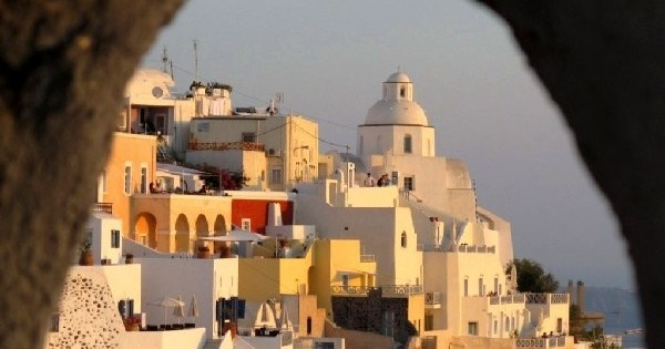 Call For Photo Donation To Promote Santorini Island