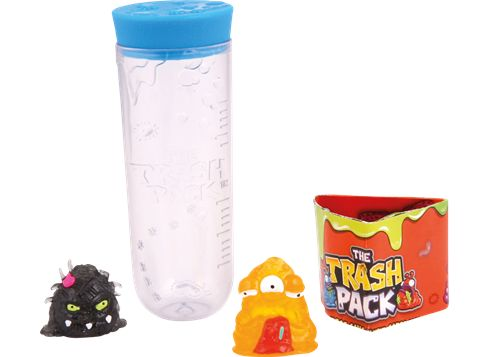THE TRASH PACK 2-pakning serie 7
