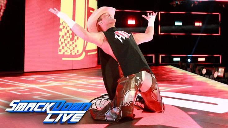 Dolph Ziggler berates the WWE Universe after elaborate entrances: SmackD...
