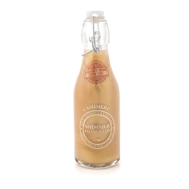 Luxurious indulgence and comfort for your bathtime ritual. These products gently fragrance the skin whilst pampering your body. The perfect way to unwind, the gentle formulas will moisturise and comfort your skin, leaving it gently fragranced and nourished. Freshly made 4 U Cashmere Shim Foam Bath 250ml | GoodiesHub.com