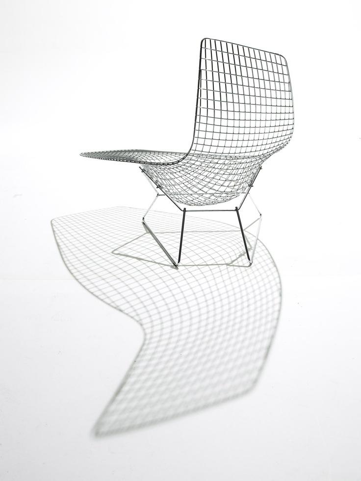 #Bertoia asymmetric chaise lounge