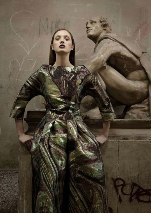 Renaissance Fashion Shoots : Giovanni Squatriti Brera